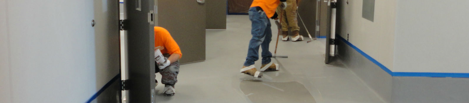 Manufacturing & Warehouse Flooring Systems